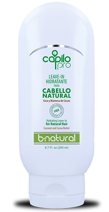 Leave in conditioner B-Natural 6.7 oz (200 ml) / Capilo Pro