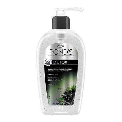 Jabón Limpiador Facial 220 ml. / Ponds