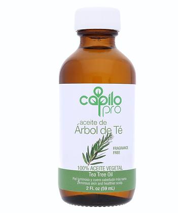 Aceite arbol de te 2 oz. / Capilo Pro
