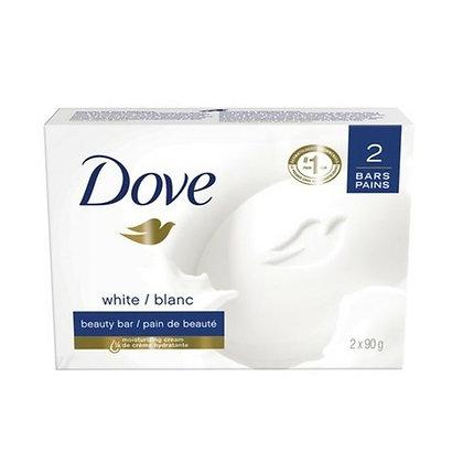 Jabón Barra Blanca 6 Pack / Dove
