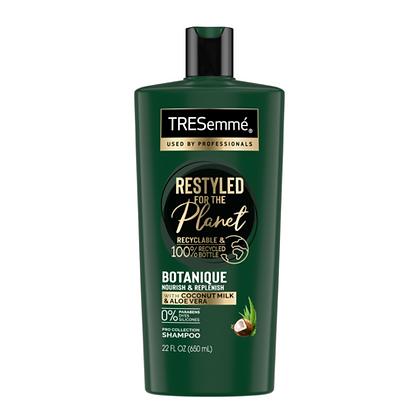 Shampoo Botanique Nourish And Replenish 22 oz. / Tresemmé