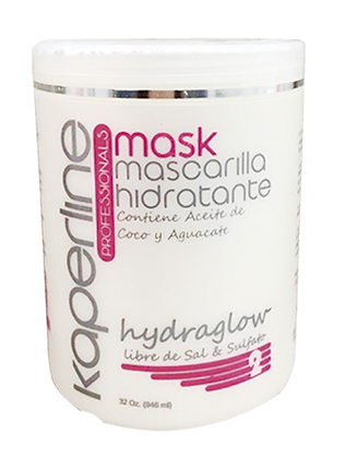 Mascarilla hydraglow 16 oz. - 32 oz. / Kaperline