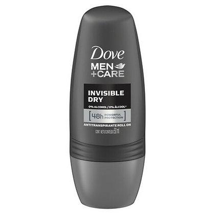 Desodorante Roll On Invisible Dry para Hombres / Dove