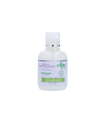 Serum Fortificante B-Natural 4 oz. / Capilo Pro