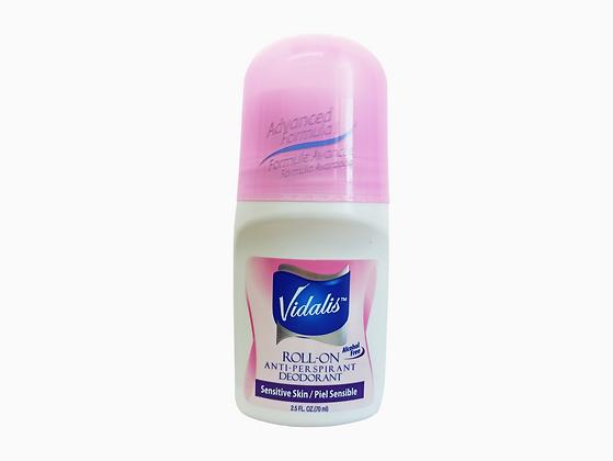 Desodorante Vidalis Mujer 2.5 oz. / Rysell