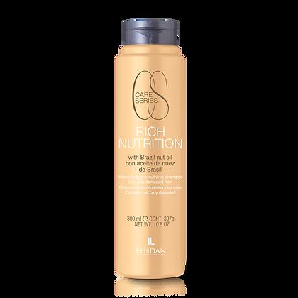 Shampoo Hidratante Nutritivo RICH NUTRITION 300 ml. - 1000 ml. / LENDAN