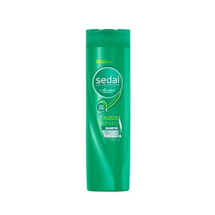 Shampoo Rizos Definidos 340 ml. / Sedal