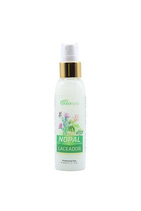 Laceador Capilar Natural de Nopal Orgánico 4 oz. / OLEOBEAU