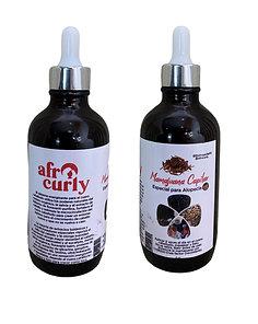 Gotero anticaída Mamajuana capilar 4 oz. / Afro Curly