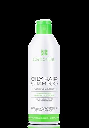 Shampoo Anti Grasa 300 ml. / CRIOXIDIL
