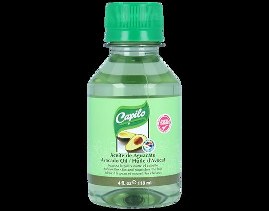 Aceite de Aguacate 4 oz. / Capilo