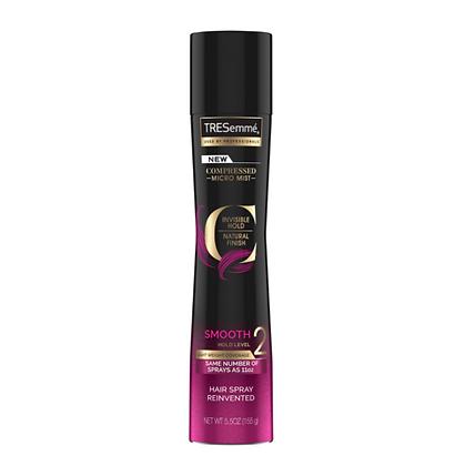 Fijador Compressed Micro Mist Level 2 Hair Spray 5.5 oz. / Tresemmé