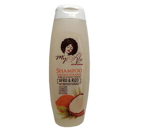 Shampoo my afro 16 oz. / G7