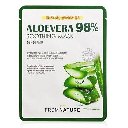 Mascarilla hidratante para la cara de aloe vera 22ml / Pilarcita