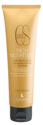 Mascarilla Hidratante Nutritiva RICH NUTRITION 150 ml. - 500 ml. / LENDAN