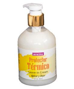 Protector Térmico Leave In en Crema 8 oz. / ATRACTIVA
