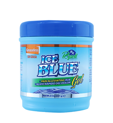 Gel Ice Blue 16 oz. / Rysell