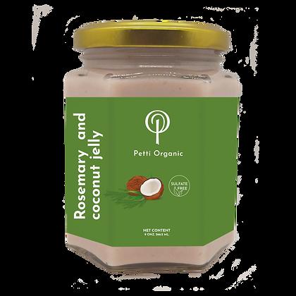 Mermelada Capilar de Coco y Romero9 oz / Petti Organic