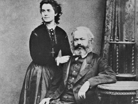 """Worldview: Karl Marx – Disconnected """"Family"""" Man and Racist"""