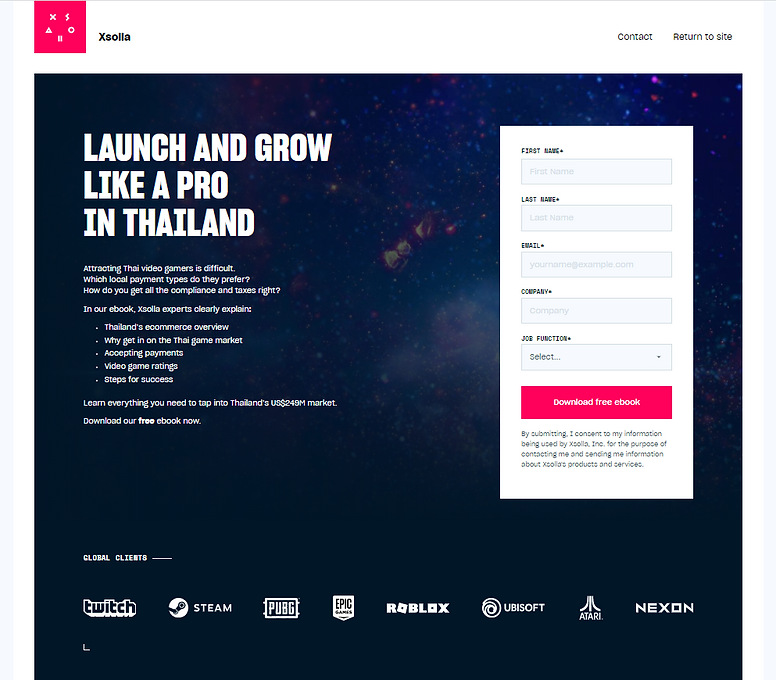 Thai ebook landing page image - desktop.