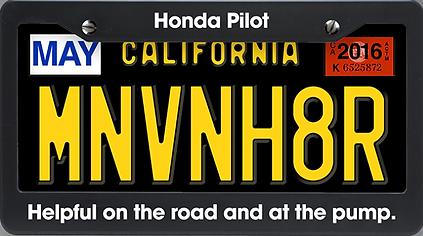 Minivan hater article image - Honda Pilot