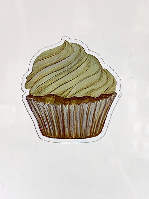 Cupcake Magnet