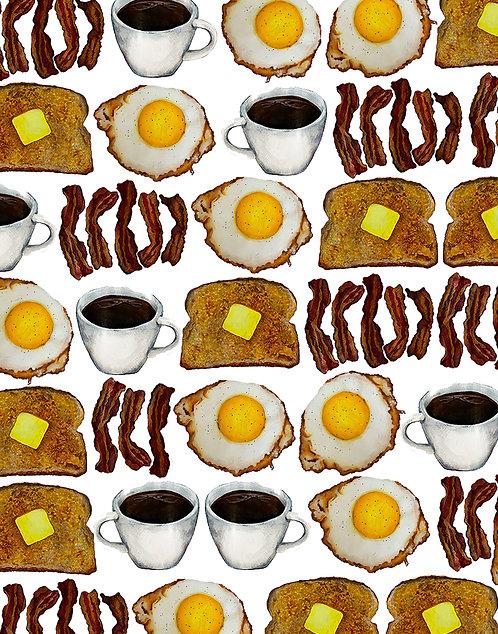 Breakfast Lover Collage