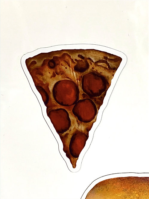 Pizza Magnet