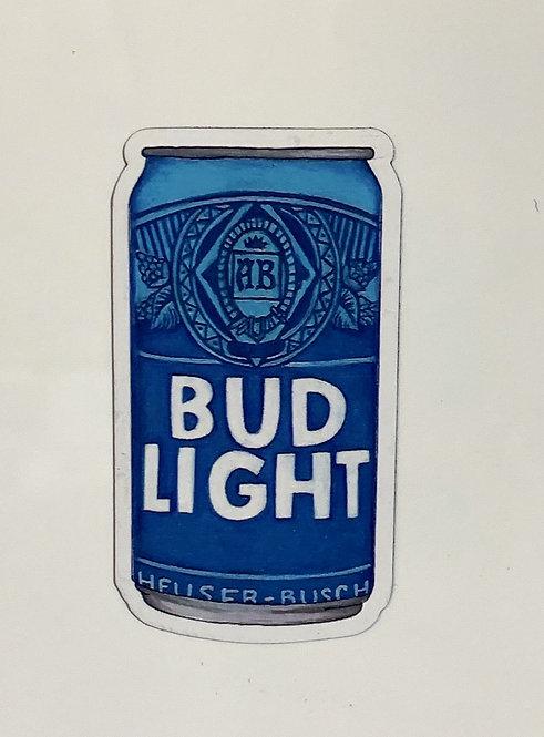 Bud Light Magnet