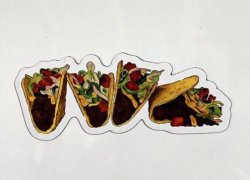 Taco Magnet
