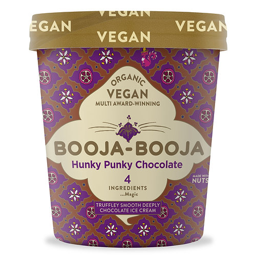 Hunky Punky Chocolate 500ml