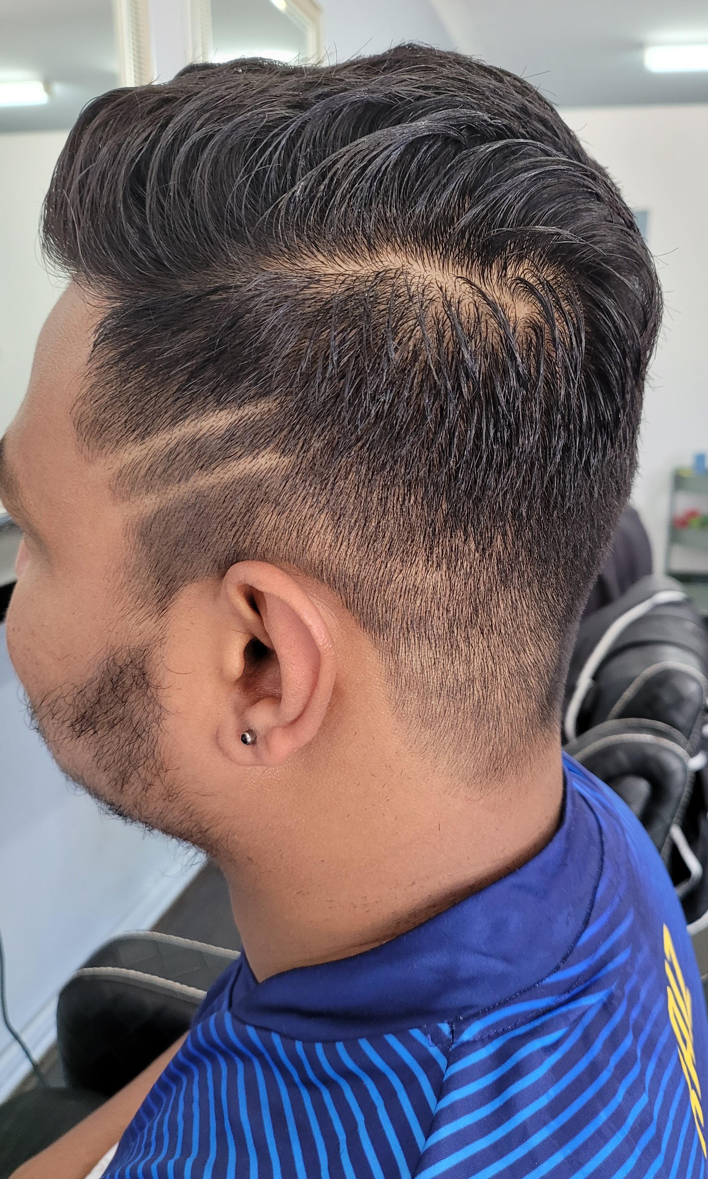 Mens Cut