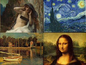 Are photographs of public domain artworks copyrightable?