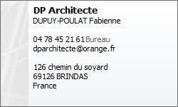 DP ARCHITECTE