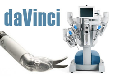 image of da Vinci Robot