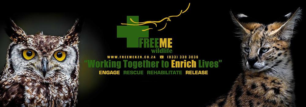 FreeMe Wildlife advertisement link