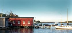 Boat Shop Blue Top