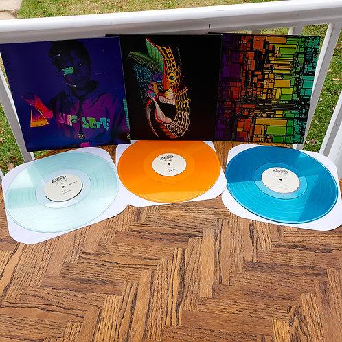 LuSiD Vinyl Master Suite (4 vinyls)