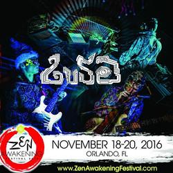 Florida Round 2!! Playing Venue 578 Nov. 17th and Zen Awakening Saturday Nov