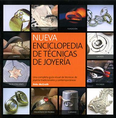 NUEVA ENCICLOPEDIA DE TÉCNICAS DE JOYERÍA