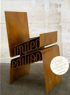 LIMITED EDITION: PROTOTYPES, ONE-OFFS AND DESIGN ART FURNITURE