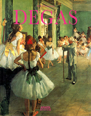 EDGAR DEGAS, 1834-1917
