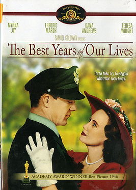 The best years of our lives  /  Samuel Goldwyn