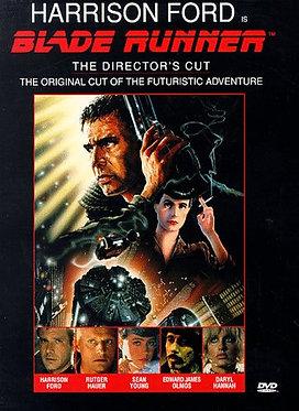 Blade runner  /  Ridley Scott