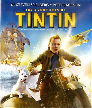 Las aventuras de Tin Tin  /  Steven Spielberg