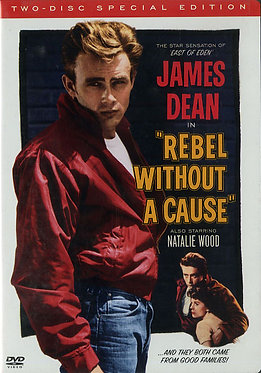 Rebel without a cause  /  Nicholas Ray