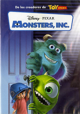 Monsters, Inc.  /  Pete Docter