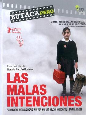 Las malas intenciones  /  Rosario García-Montero