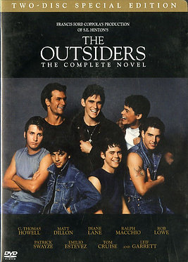 The outsiders  /  Francis Ford Coppola
