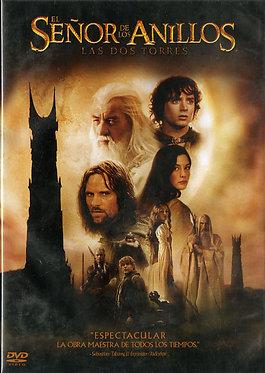 El señor de los anillos: las dos torres  /  Peter Jackson